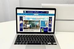 Macbook Air 2020 có mặt tại Việt Nam, giá gần 28 triệu đồng