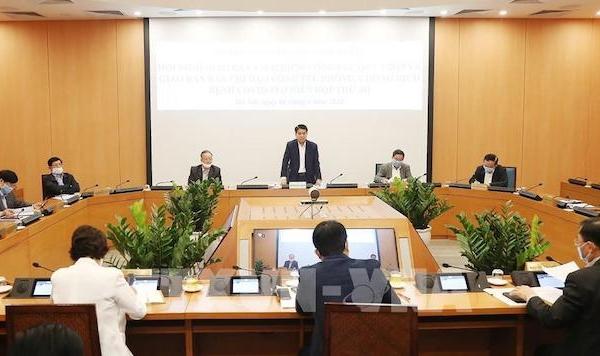 Hà Nội xác định 3 kịch bản điều hành giảm thiệt hại do dịch Covid-19