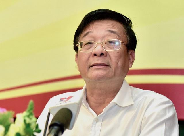 Vụ trưởng Vụ tín dụng Nguyễn Quốc Hùng. Ảnh: VGP.