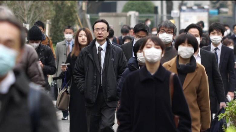 Chính phủ Nhật Bản chuẩn bị phương án ban bố tình trạng khẩn cấp