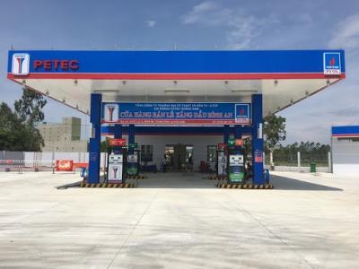 Một doanh nghiệp xăng dầu lên sàn giá 3.000 đồng/cp