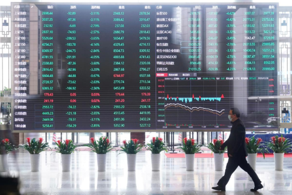 Châu Âu có thể đã chạm đỉnh dịch, chứng khoán châu Á tăng