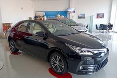 Toyota Corolla Altis giảm giá 100 triệu đồng 'dọn kho' tại Việt Nam