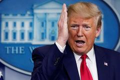 Trump đạt thỏa thuận sản xuất hơn 55 triệu khẩu trang
