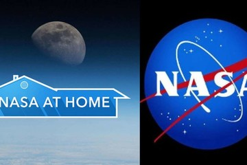 Ngồi nhà khám phá kho tàng vũ trụ với NASA at Home