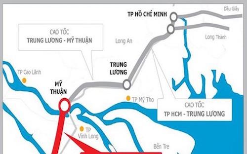 Nên chọn chủ đầu tư có năng lực cho Cao tốc Mỹ Thuận - Cần Thơ