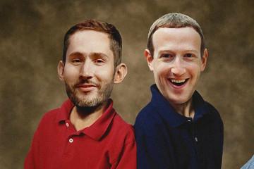 Cuộc chiến đầy đố kỵ để loại bỏ nhà sáng lập Instagram của Mark Zuckerberg