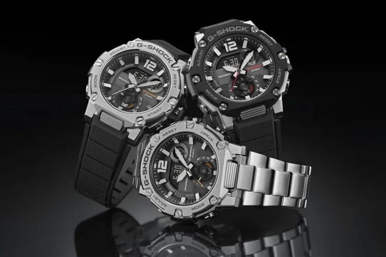 3 mẫu đồng hồ G-Shock mới nhất từ Casio