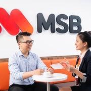MSB đặt mục tiêu lợi nhuận năm 2020 tăng 12%