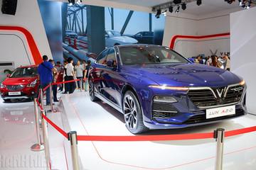 Giá tính phí trước bạ ôtô tại Việt Nam: VinFast tăng nhẹ, lộ diện mẫu xe mới