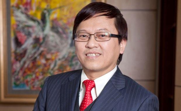 CEO VPBank Nguyễn Quốc Vinh. Ảnh: Zing.