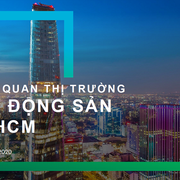 CBRE Việt Nam: Tổng quan thị trường bất động sản TP HCM quý I/2020