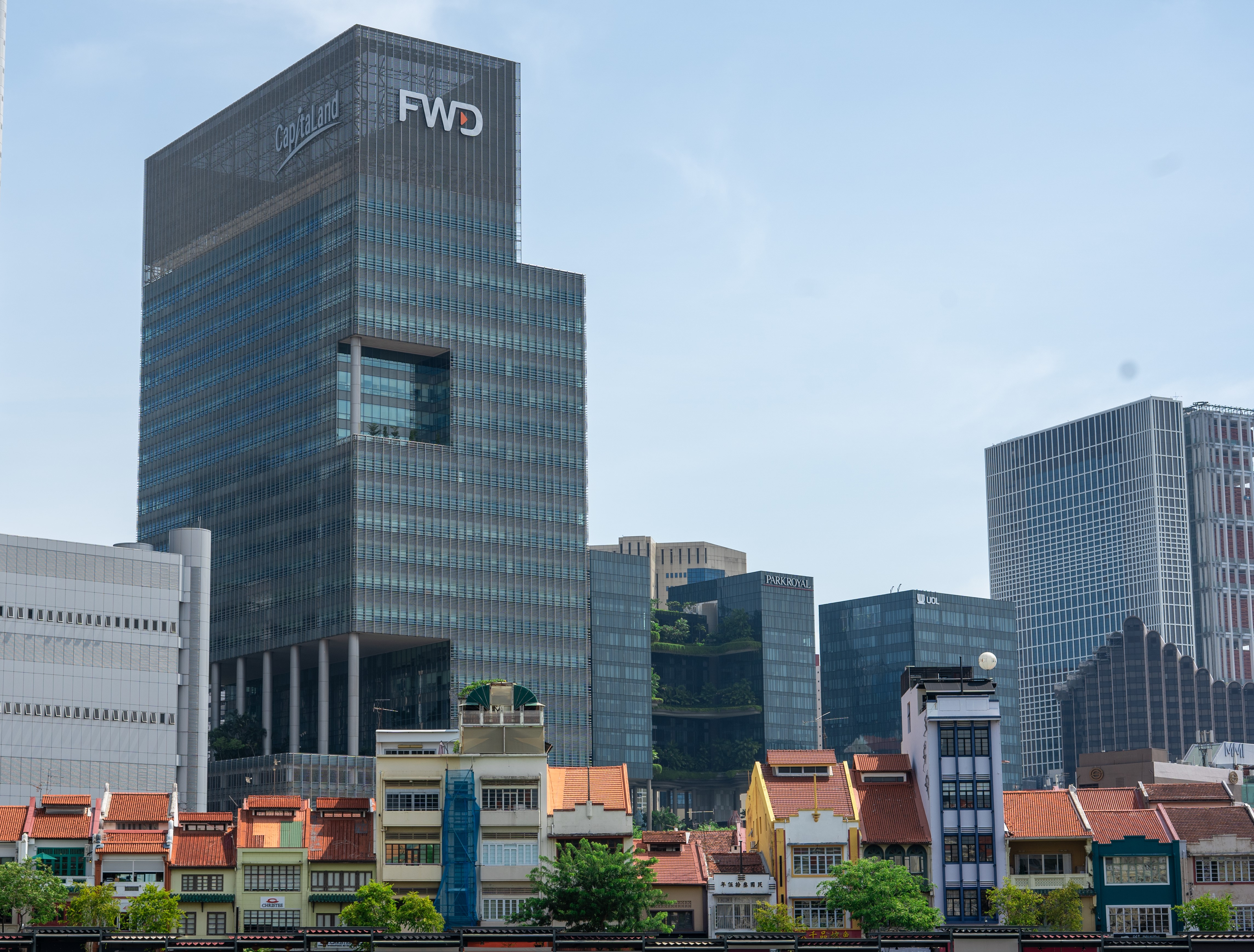 FWD hoàn tất mua Vietcombank-Cardif