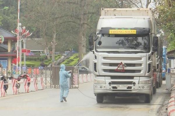 Lạng Sơn triển khai giải pháp hỗ trợ xuất khẩu hàng hóa qua cửa khẩu