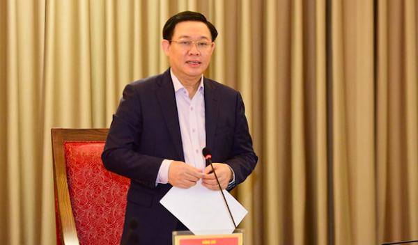 Bí thư Hà Nội: Đẩy nhanh giải ngân đầu tư công là nhiệm vụ trọng tâm thứ 2