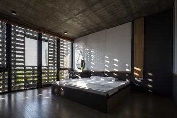 Ngôi nhà 'nghìn lỗ', phòng ngủ nhìn ra đồng ruộng tươi tốt ở Hưng Yên