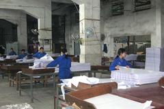 Giấy Việt Trì muốn chia cổ tức 58% bằng cổ phiếu