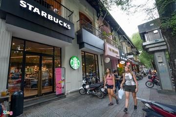 Thế Giới Di Động, Starbucks, Trung Nguyên... xin giảm giá mặt bằng