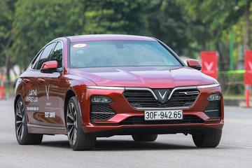 VinFast được miễn thuế nhập khẩu linh kiện khi làm xe xuất khẩu