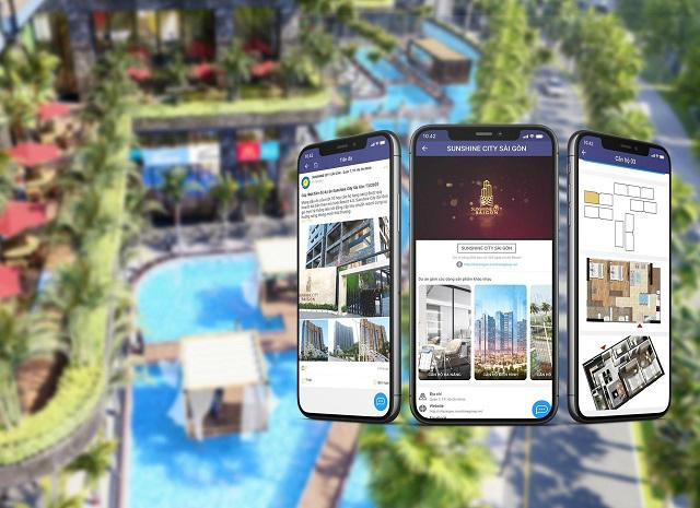 Doanh số bán hàng Sunshine Group vẫn tăng trong mùa dịch Covid-19 nhờ Sunshine App
