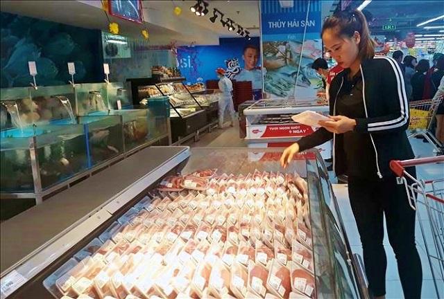 Kiến nghị giảm thuế nhập khẩu thịt lợn để tăng nguồn cung