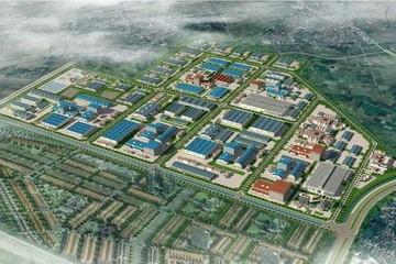 Hưng Yên cùng lúc thành lập 3 cụm công nghiệp tổng diện tích gần 170 ha