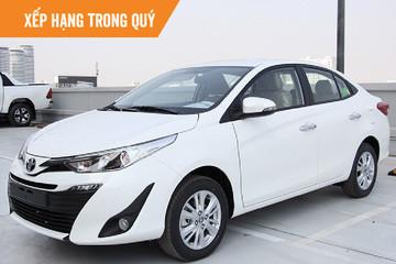 Những mẫu ôtô được mua nhiều nhất tại Việt Nam trong quý I