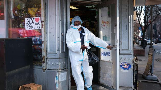 New York có số ca nhiễm vượt mọi quốc gia, vùng lãnh thổ trên thế giới