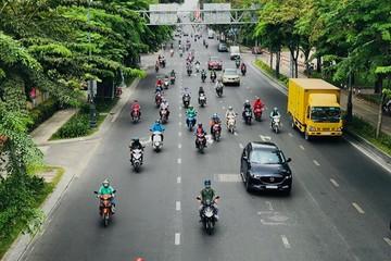 TP HCM chuẩn bị khởi công 15 dự án giao thông mới trong quý II