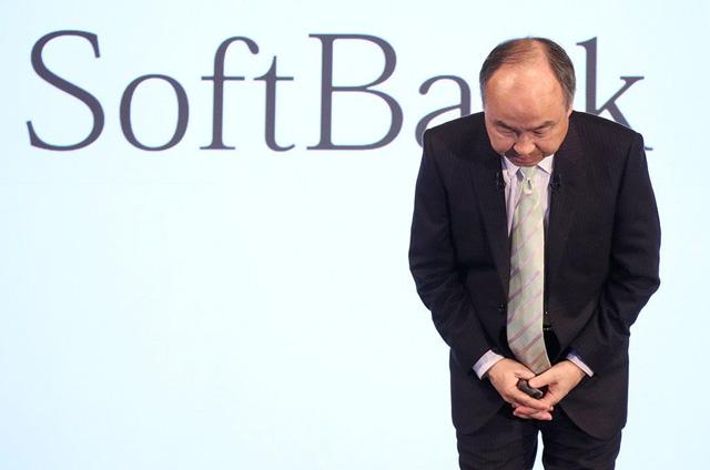 Ông chủ SoftBank đang 'tỉnh' ra?