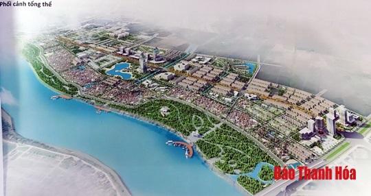 Thanh Hoá sơ tuyển quốc tế, tìm nhà đầu tư cho dự án khu đô thị hơn 12.700 tỷ đồng
