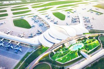 Sẵn sàng khởi công sân bay Long Thành tháng 5/2021