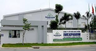 Imexpharm báo lãi tăng 13% trong quý I