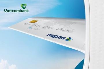 NAPAS và Vietcombank giảm phí cho doanh nghiệp kinh doanh dịch vụ vận tải, hàng không