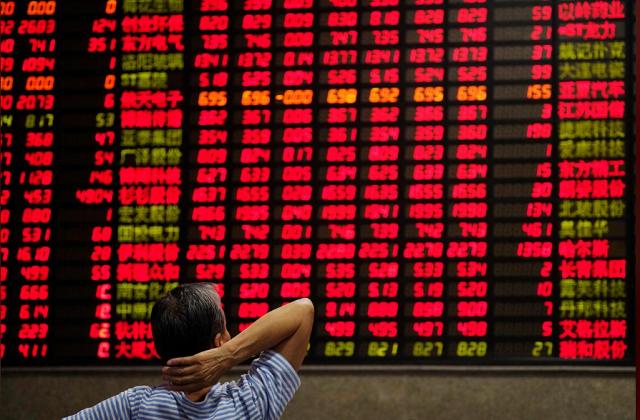 Kinh tế Trung Quốc giảm lần đầu tiên sau 28 năm, chứng khoán châu Á tăng