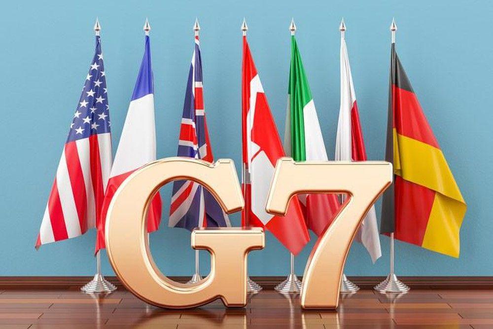 G7 thống nhất lập trường về WHO và mở cửa lại nền kinh tế