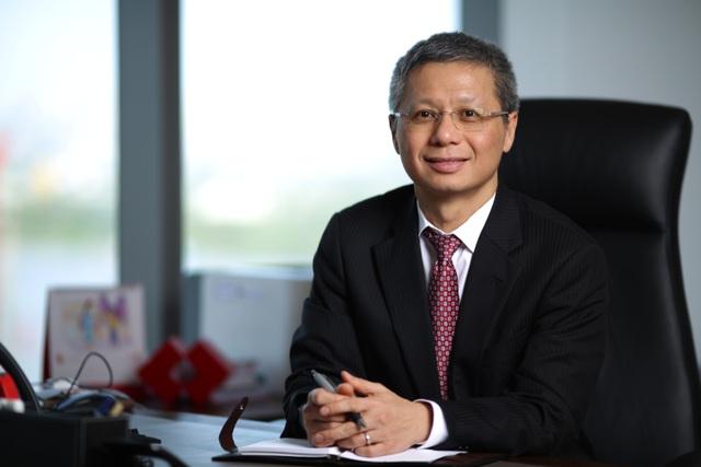 Ông Nguyễn Lê Quốc Anh. Ảnh: Techcombank.