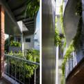 <p> Mục tiêu của thiết kế bậc thang và sử dụng gạch không nung nhằm kết hợp thiên nhiên và ánh sáng để tạo ra môi trường sống tự nhiên, lành mạnh.</p>
