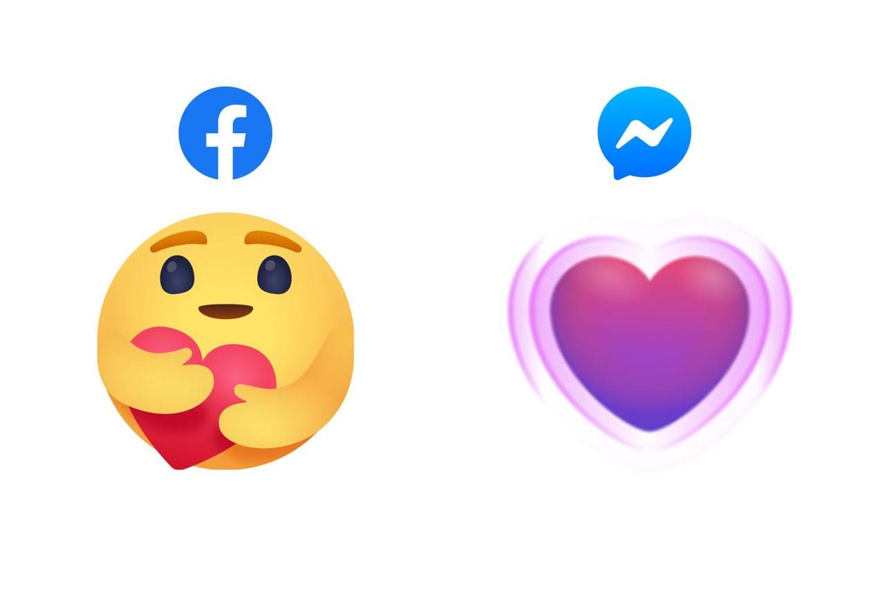 Biểu tượng cảm xúc mới của Facebook thể hiện sự quan tâm thời dịch nCoV