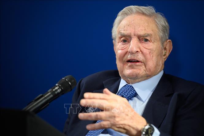 Tỷ phú George Soros ủng hộ 130 triệu USD chống dịch Covid-19