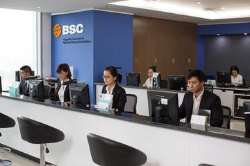 Chứng khoán BSC báo lỗ gần 61 tỷ đồng trong quý I