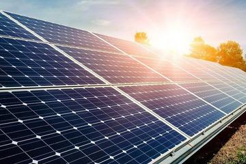 Cái giá ấn tượng của cụm dự án điện mặt trời Lộc Ninh