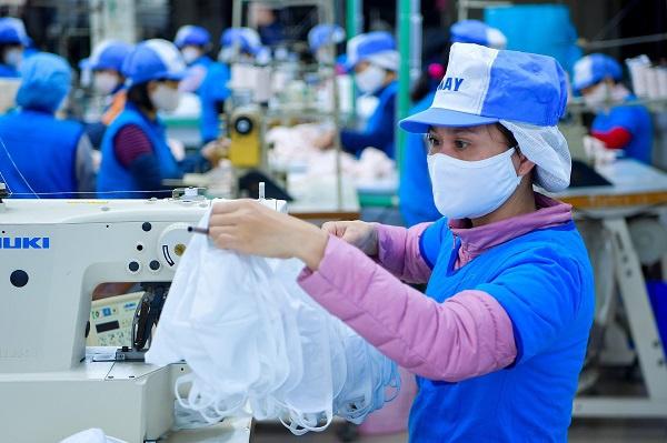 Vinatex: 'Đơn hàng xuất khẩu mới gần như không có'