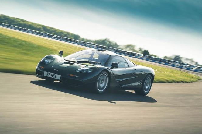 8 siêu xe nhanh nhất hành tinh