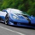 <p> <strong>5. SSC Ultimate Aero TT (412,15 km/h)</strong><br /><br /> SSC, còn được biết đến sau này với tên gọi Shelby Supercars, đã sản xuất mẫu Ultimate Aero trong 7 năm, chưa hẳn sở hữu tuổi thọ quá dài nhưng xe cũng đã vượt qua Bugatti Veyron về mặt tốc độ. Vào tháng 9/2007, siêu xe với động cơ V8 tăng áp kép 1.199 mã lực đã tận dụng đoạn đường hai làn gần trụ sở hãng SSC ở Washington để thiết lập tốc độ tối đa 412,15 km/h.</p>