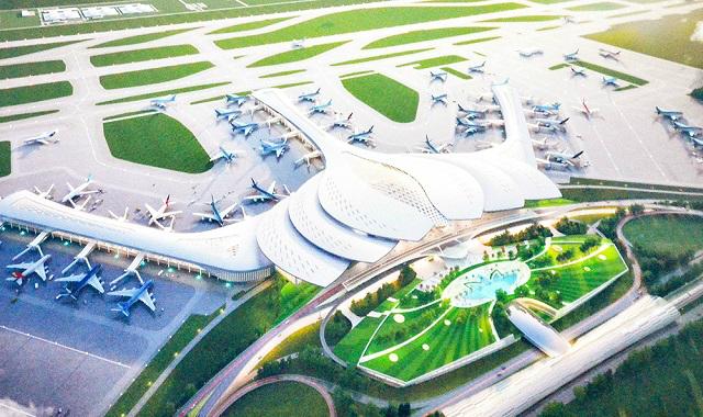 Giá đền bù đất làm sân bay Long Thành cao nhất hơn 6,5 triệu đồng/m2