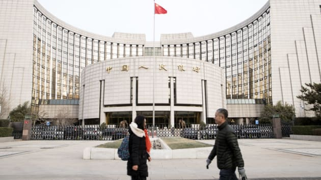 Trung Quốc tiếp tục giảm lãi suất cho vay cơ bản