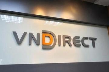 VNDirect báo lãi giảm 35% trong quý I