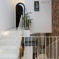 <p> Cầu thang là điểm kết nối của các không gian khác nhau.</p>