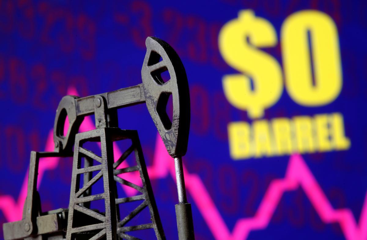 Tại sao hợp đồng dầu WTI giao tháng 5 có giá âm